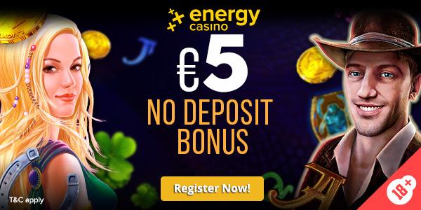 5 EUR Бонус без депозит - BG - изображение на артикул - 600x300