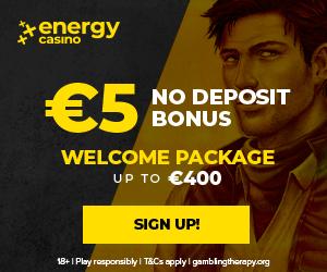 5 EUR No Deposit - Play n' GO - EN - Banner - 300x250