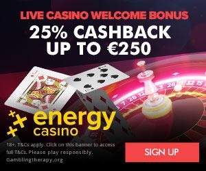 300x250 en Live Casino