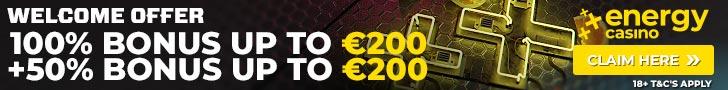728x90 - EUR - Welcome Bonus