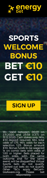 EN Sports - Up To €50 Acca Bonus Bet - banner - 160x600