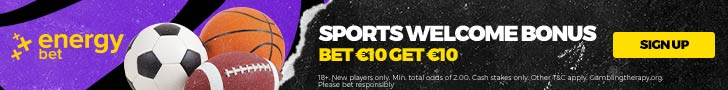 EN Sports - Up To €50 Acca Bonus Bet - banner - 728x90